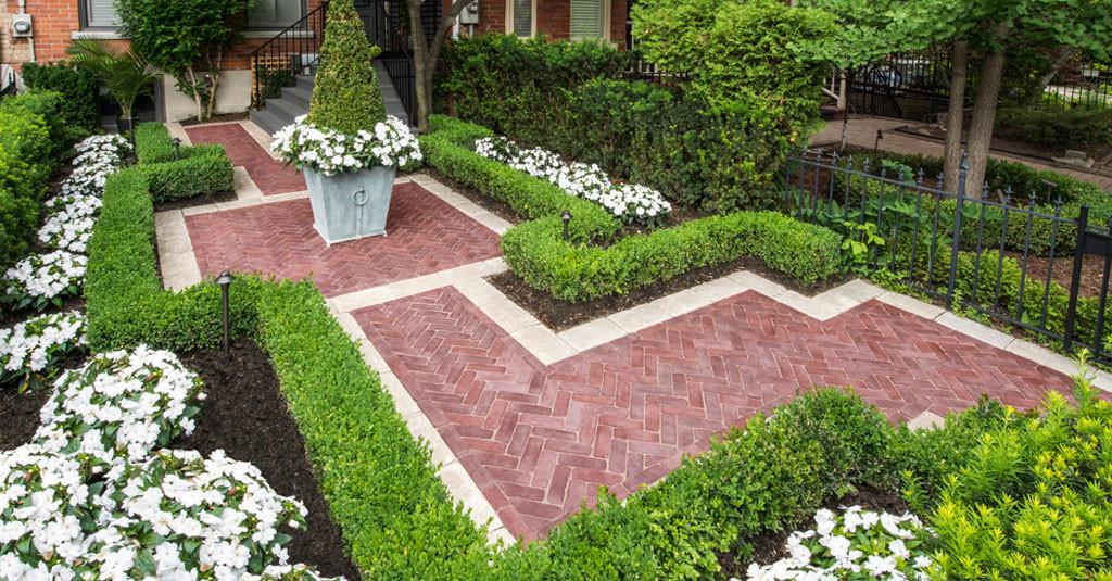 Backyard Patio Paver Design Ideas  Using paver patterns to transform your patio design