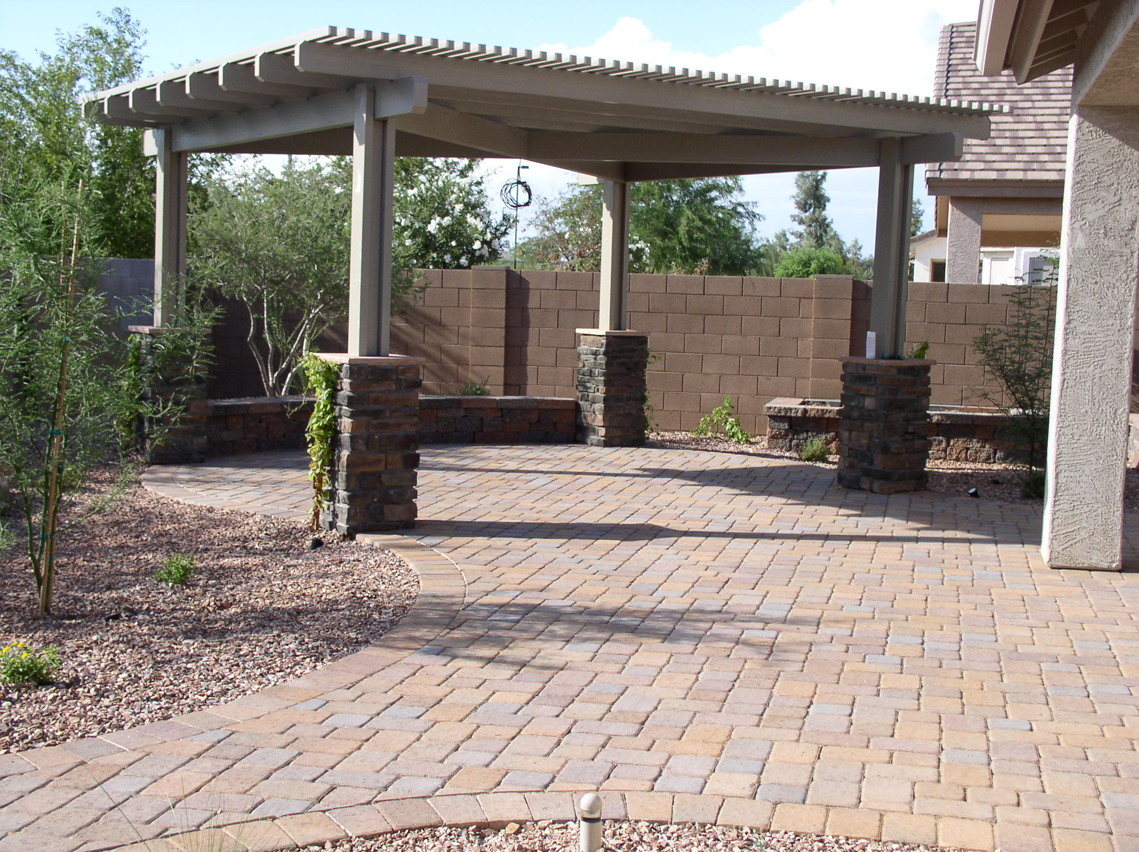 Backyard Patio Paver Design Ideas  Paver Designs and Paver Ideas for Your Backyard Patios
