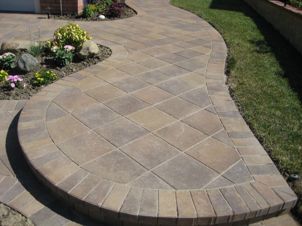Backyard Patio Paver Design Ideas  Paver patio designs elegant look to your backyard