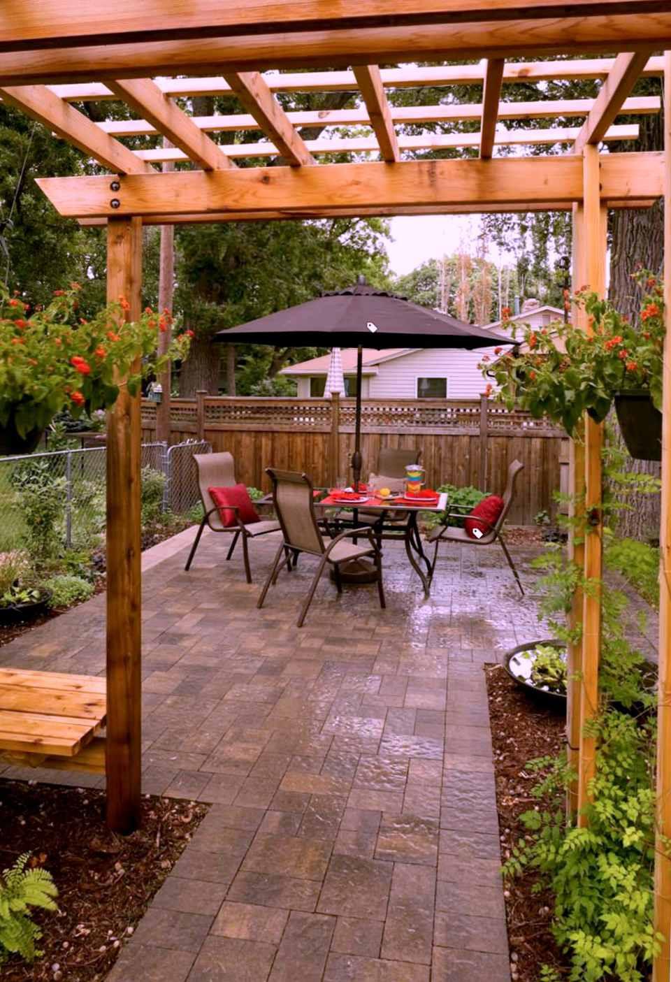 Backyard Patio Paver Design Ideas  25 Perfect Patio Paver Design Ideas