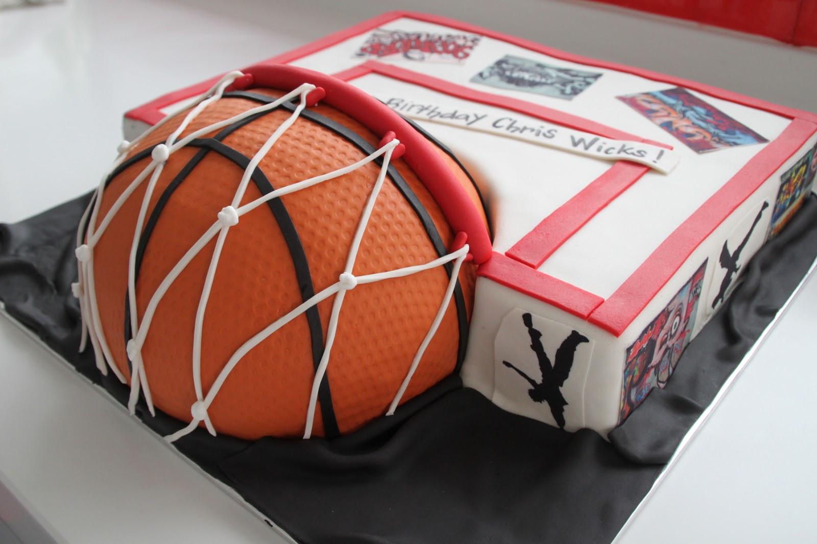 Basketball Birthday Cakes  Basketball Cakes – Decoration Ideas