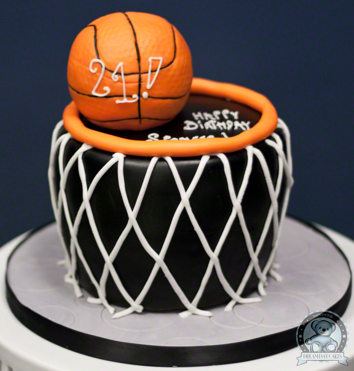 Basketball Birthday Cakes  Basketball Birthday Cake Gainesville UF Campus