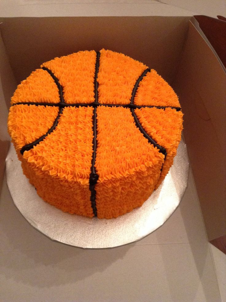 Basketball Birthday Cakes  The Top 24 Basketball Cakes Ever Made