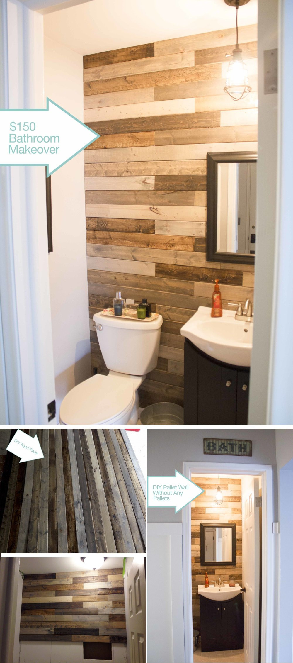 Bathroom Divider Walls  15 Beautiful Wood Accent Wall Ideas to Upgrade Your Space