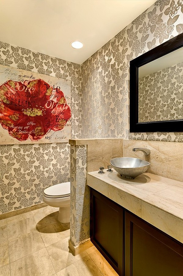Bathroom Divider Walls  Fancy Privacy Options For the Bathroom