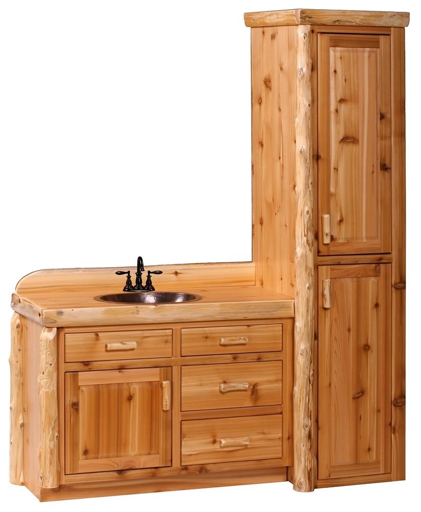Bathroom Vanity With Linen Cabinet  Bathroom Vanity Linen Cabinet bo