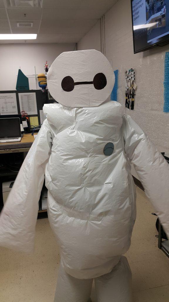 Baymax Costume DIY  DIY Baymax Halloween Costume