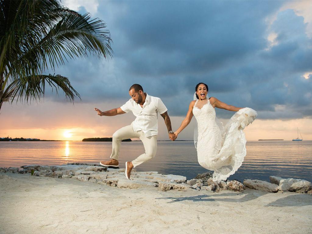 Beach Weddings Florida  Florida Keys Wedding Venue Hidden Beach • Key Largo