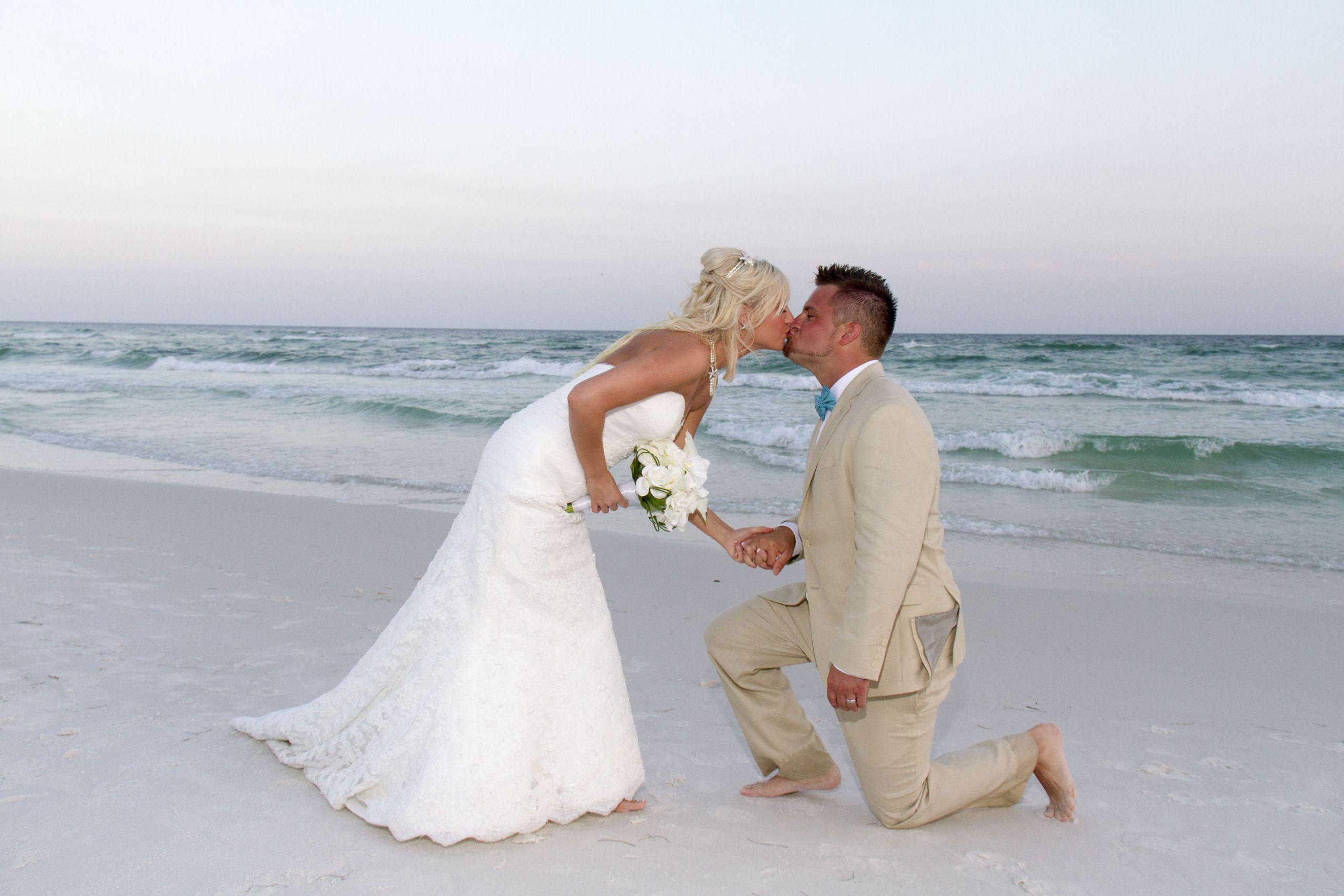 Beach Weddings Florida  Barefoot Weddings Blog