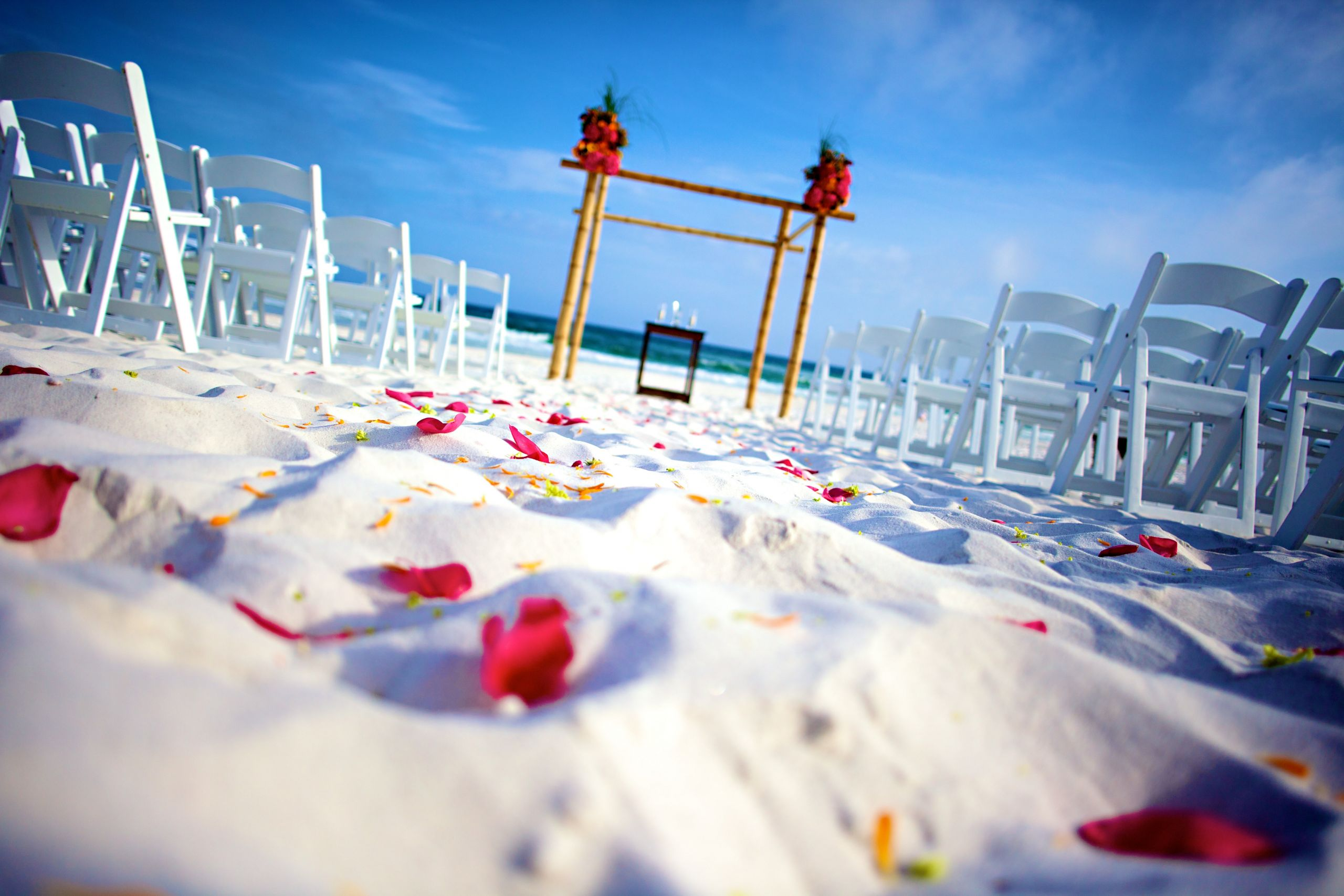 Beach Weddings Florida  Sandestin Named the Best of Weddings by the Knot for 2013