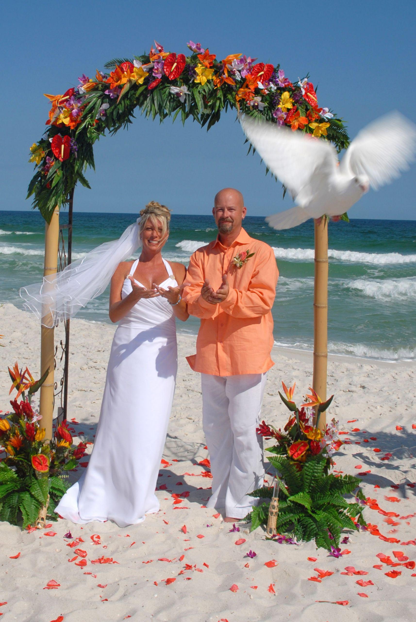 Beach Weddings Florida  Barefoot Weddings – Page 2 – Barefoot Weddings Beach