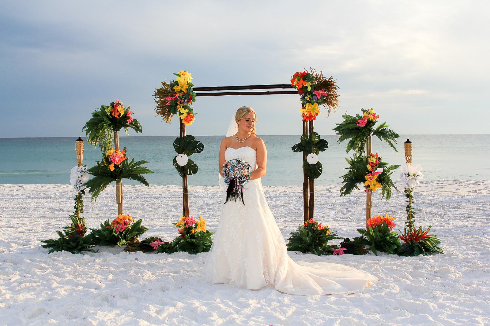 Beach Weddings Florida  Destin Beach Wedding Locations Destin Fl Beach Weddings