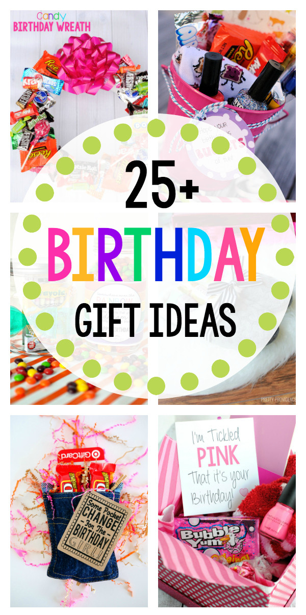 Best Friend Birthday Gift Ideas  25 Fun Birthday Gifts Ideas for Friends Crazy Little
