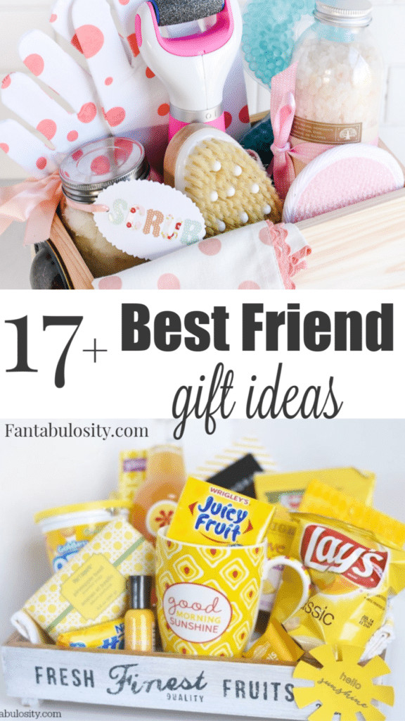 Best Friend Birthday Gift Ideas  Best Friend Birthday Gifts that she ll actually LOVE