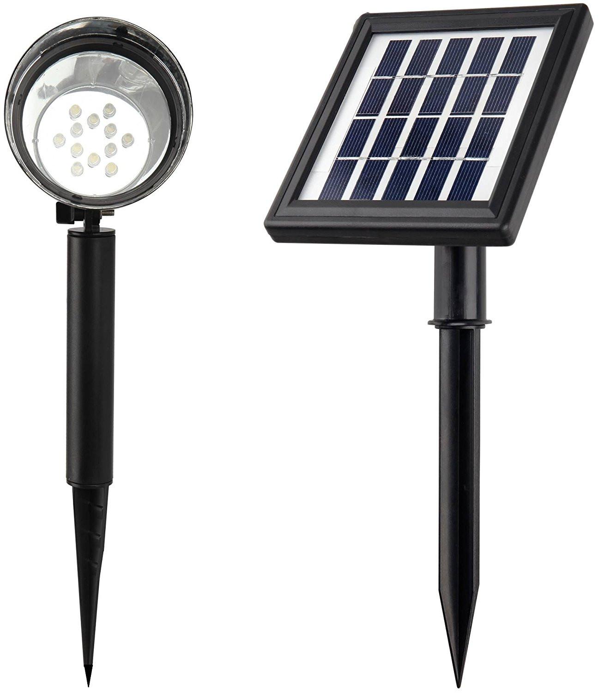 Best Solar Landscape Lights  Best solar landscape lighting and spot lights