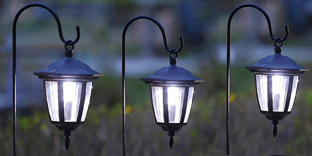 Best Solar Landscape Lights  9 Best Outdoor Solar Lights for 2018 Solar Powered