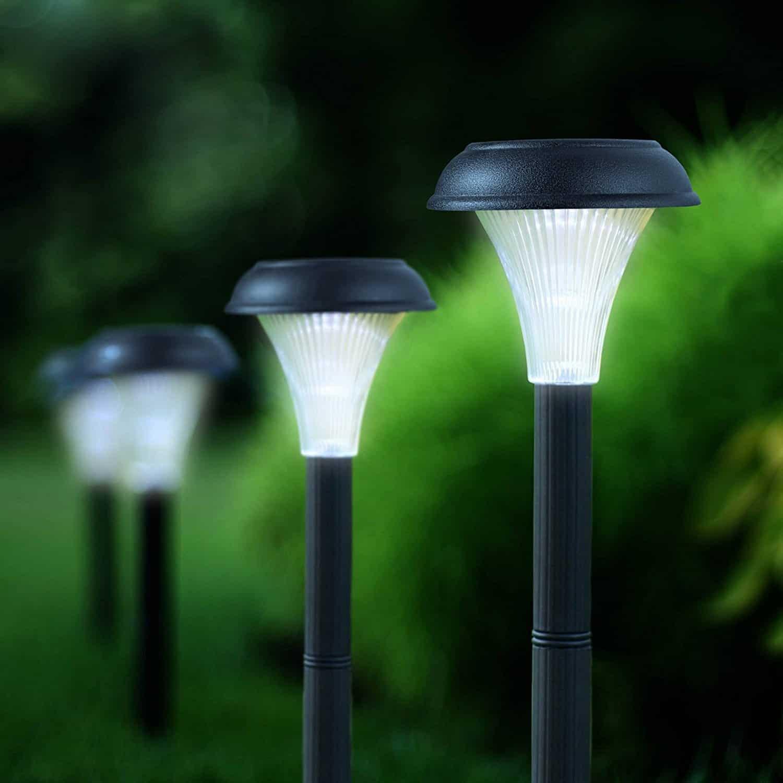 Best Solar Landscape Lights  Best Solar Garden Lights 2020 Solar Garden Review UK