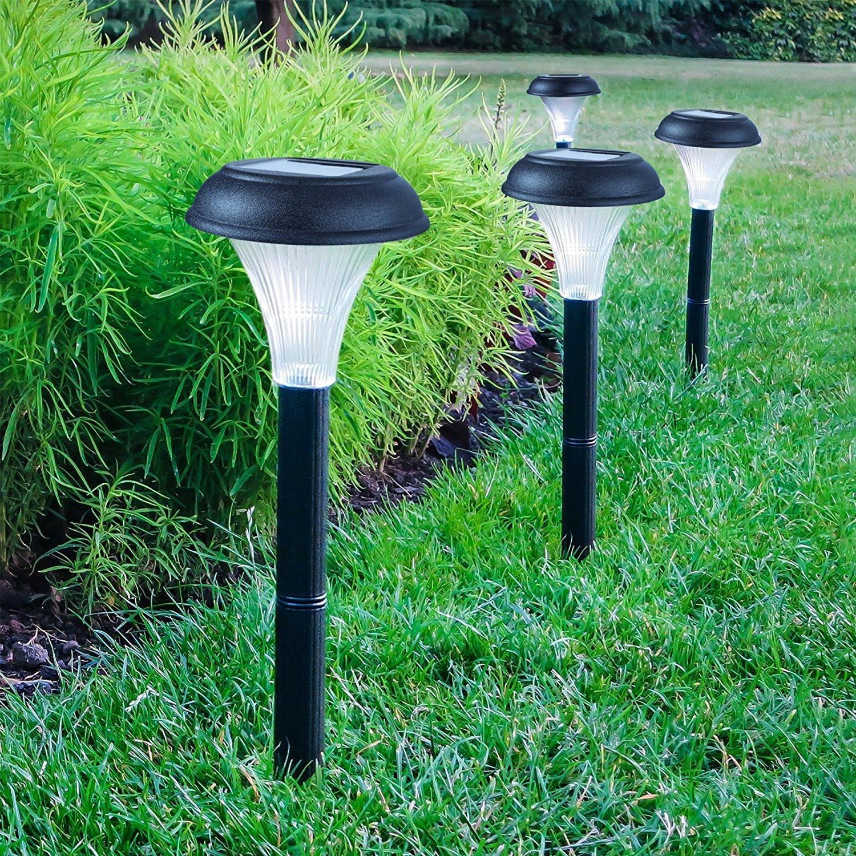 Best Solar Landscape Lights  5 Best Solar LED Garden & Landscape Lights [2020 Reviews