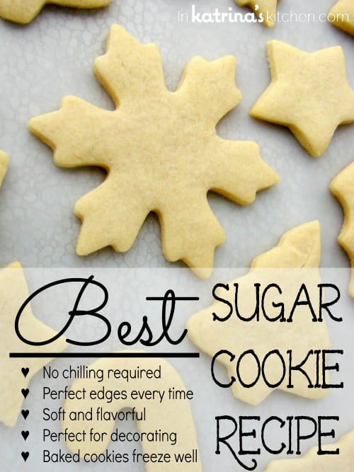 Best Sugar Cookies Recipe  301 Moved Permanently