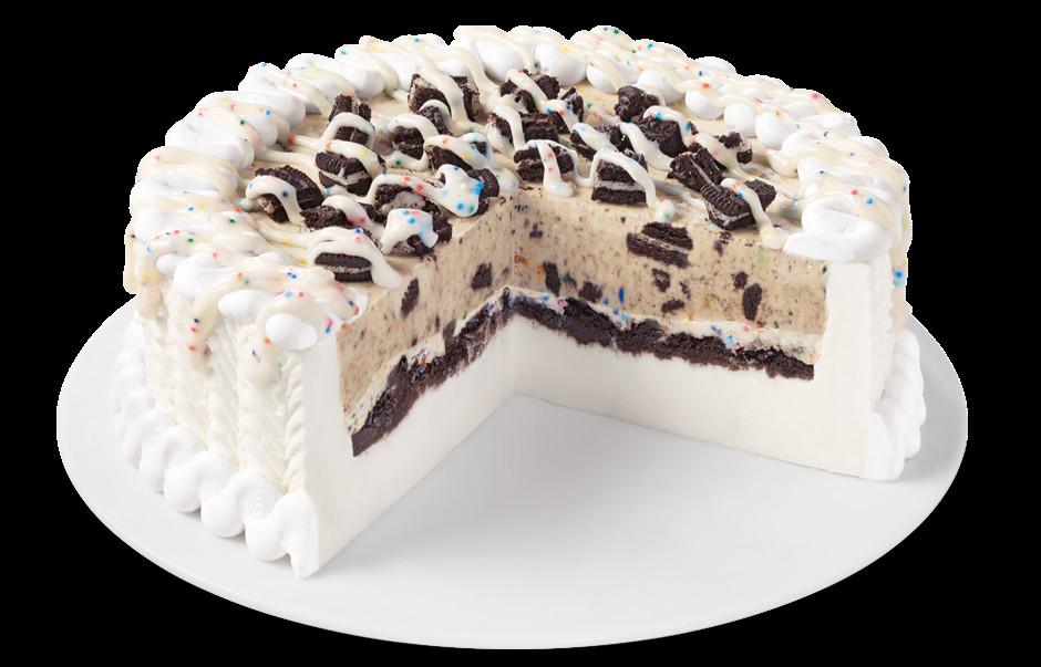 Birthday Cake Blizzard  Pinterest • The world's catalog of ideas