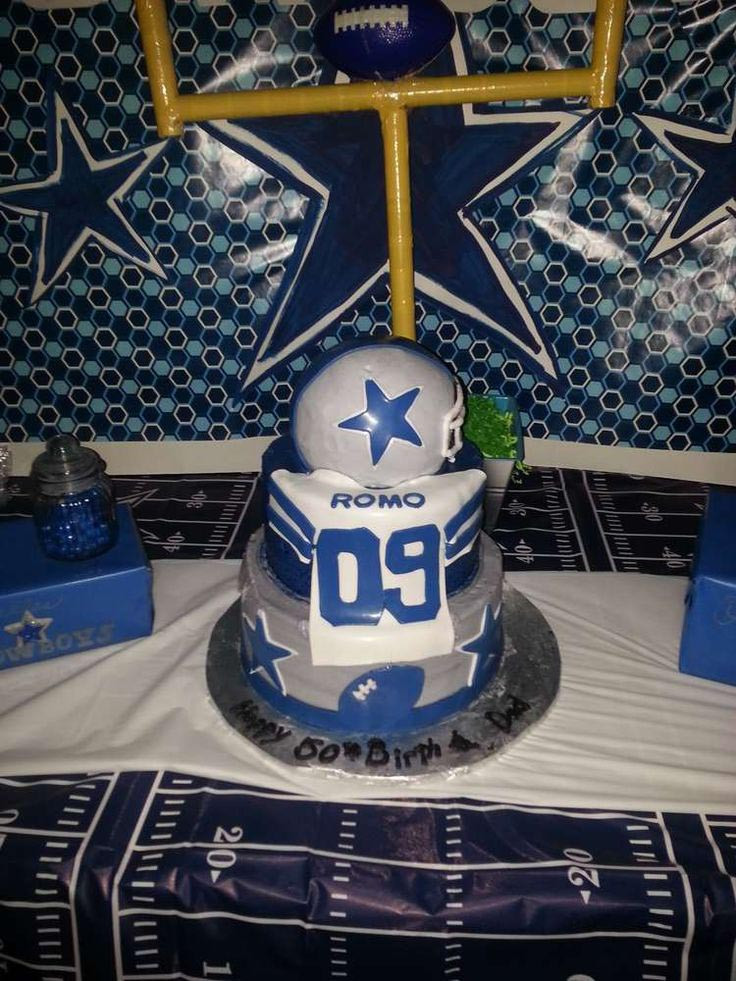 Birthday Party Ideas Dallas  Dallas Cowboy Birthday Party Ideas