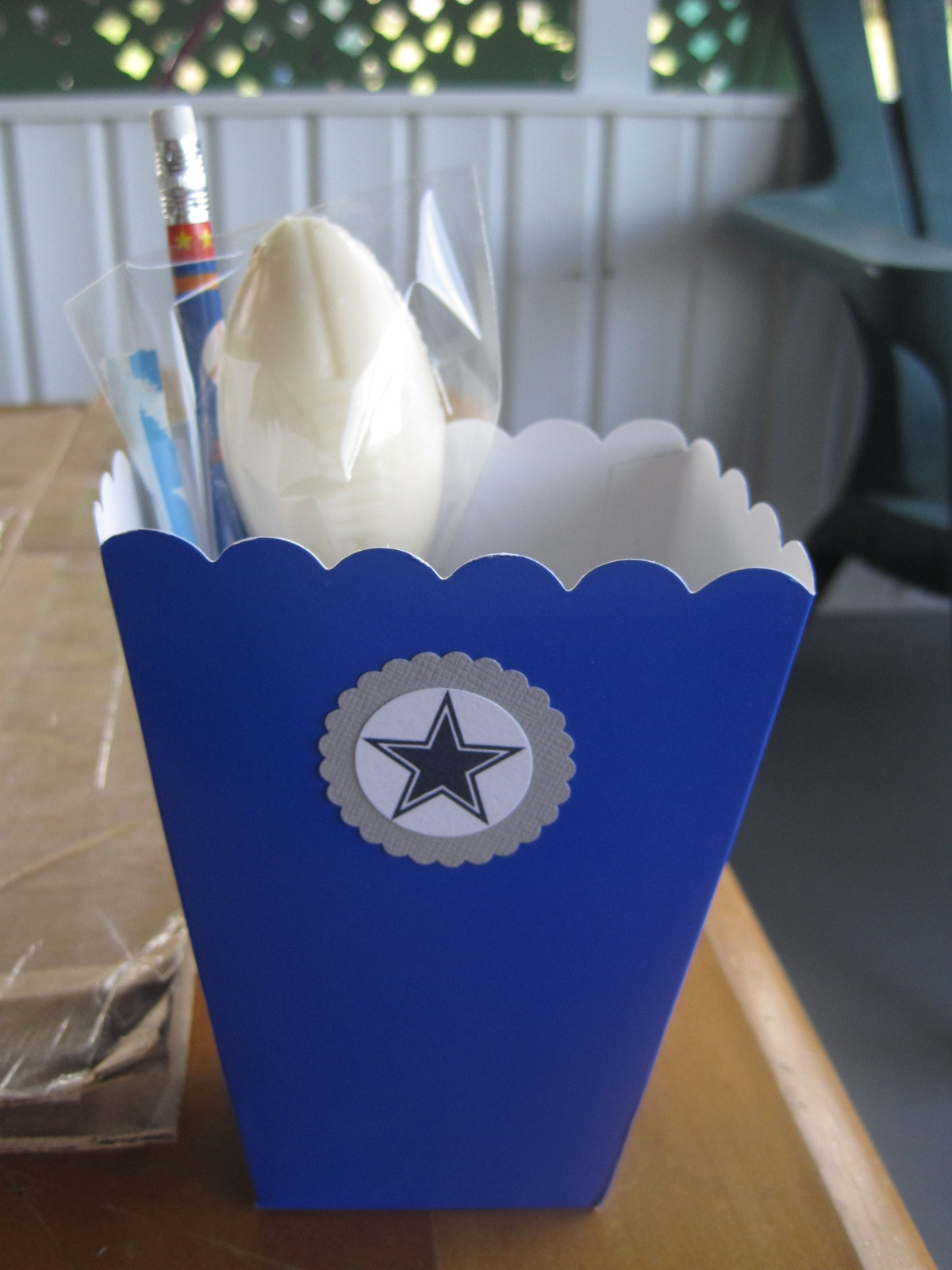 Birthday Party Ideas Dallas  Ramblings from the Sunshine State Blake s Dallas Cowboys