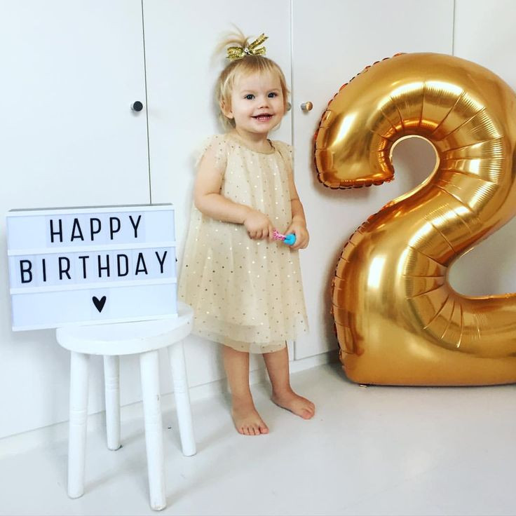 "Birthday Party Ideas For 2 Year Girl  Marie on Instagram ""Happy birthday to my little girl"