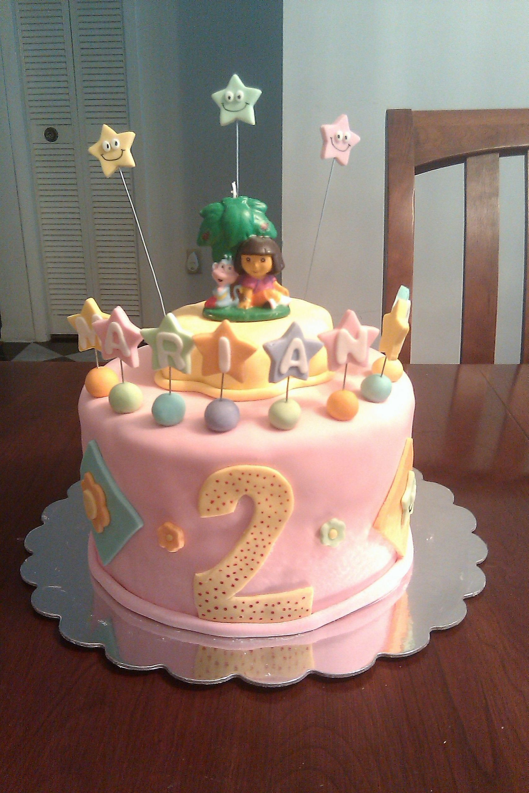 Birthday Party Ideas For 2 Year Girl  Cake for a 2 year old girl