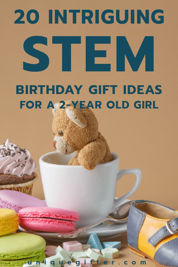 Birthday Party Ideas For 2 Year Girl  20 STEM Birthday Gift Ideas for a 2 Year Old Girl Unique
