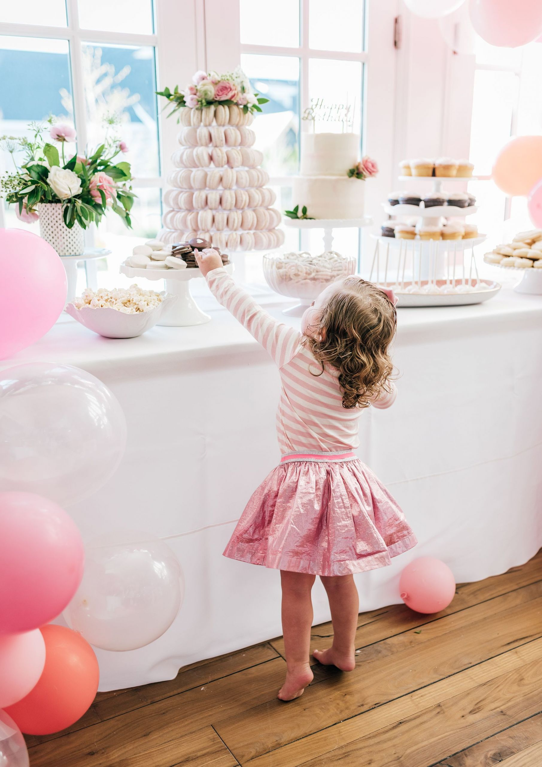 Birthday Party Ideas For 2 Year Girl  We re So Jealous This Two Year Old s Birthday Party