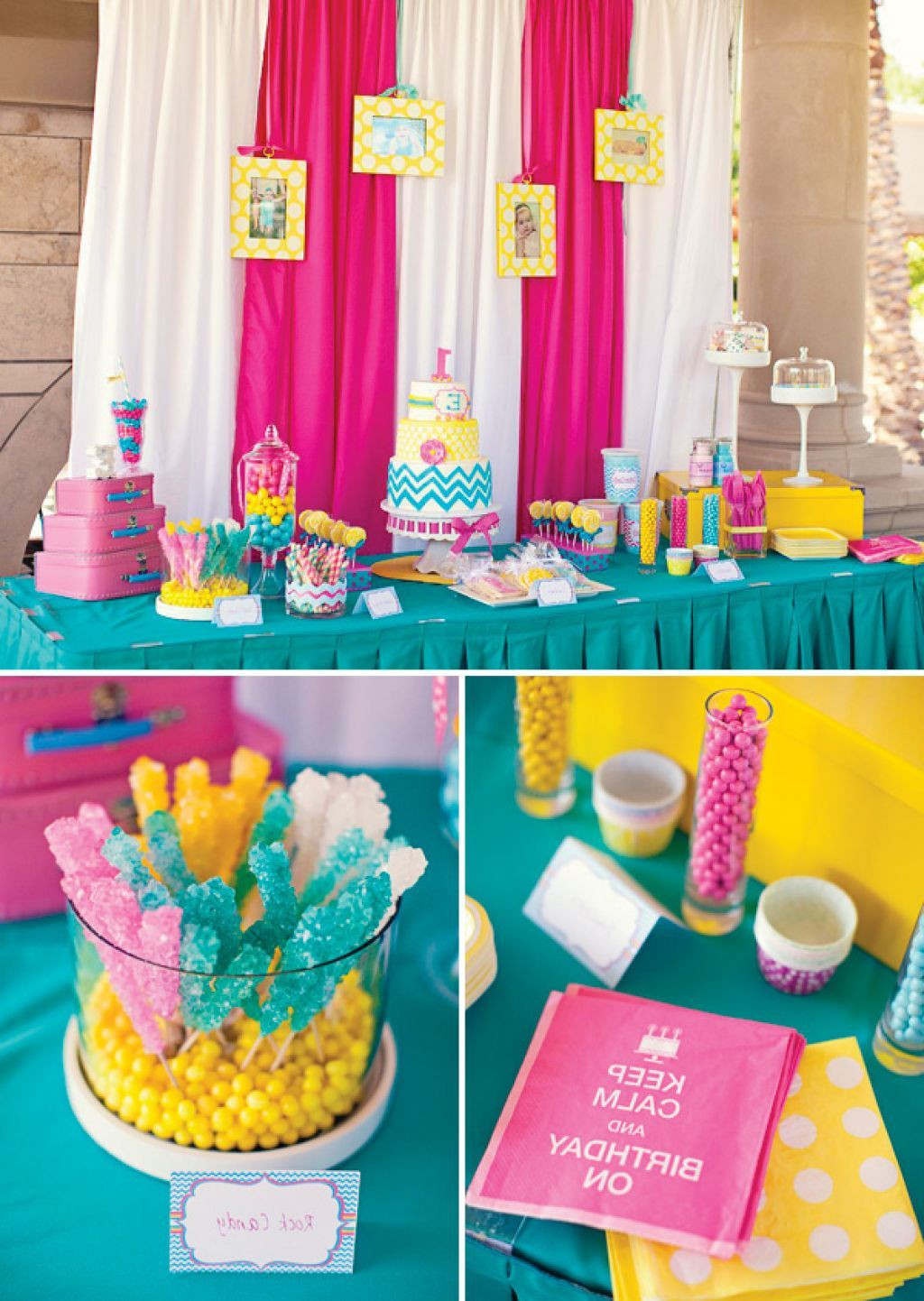 Birthday Party Ideas For 2 Year Girl  outdoor party decorations Google Search