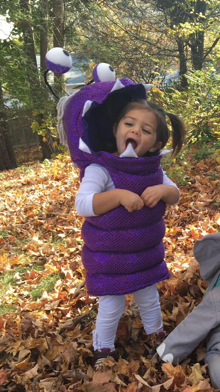 Boo Costume DIY  Boo boo costume Monsters Inc