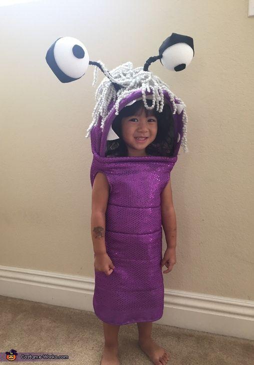 Boo Costume DIY  3262 best Halloween Costume Ideas images on Pinterest