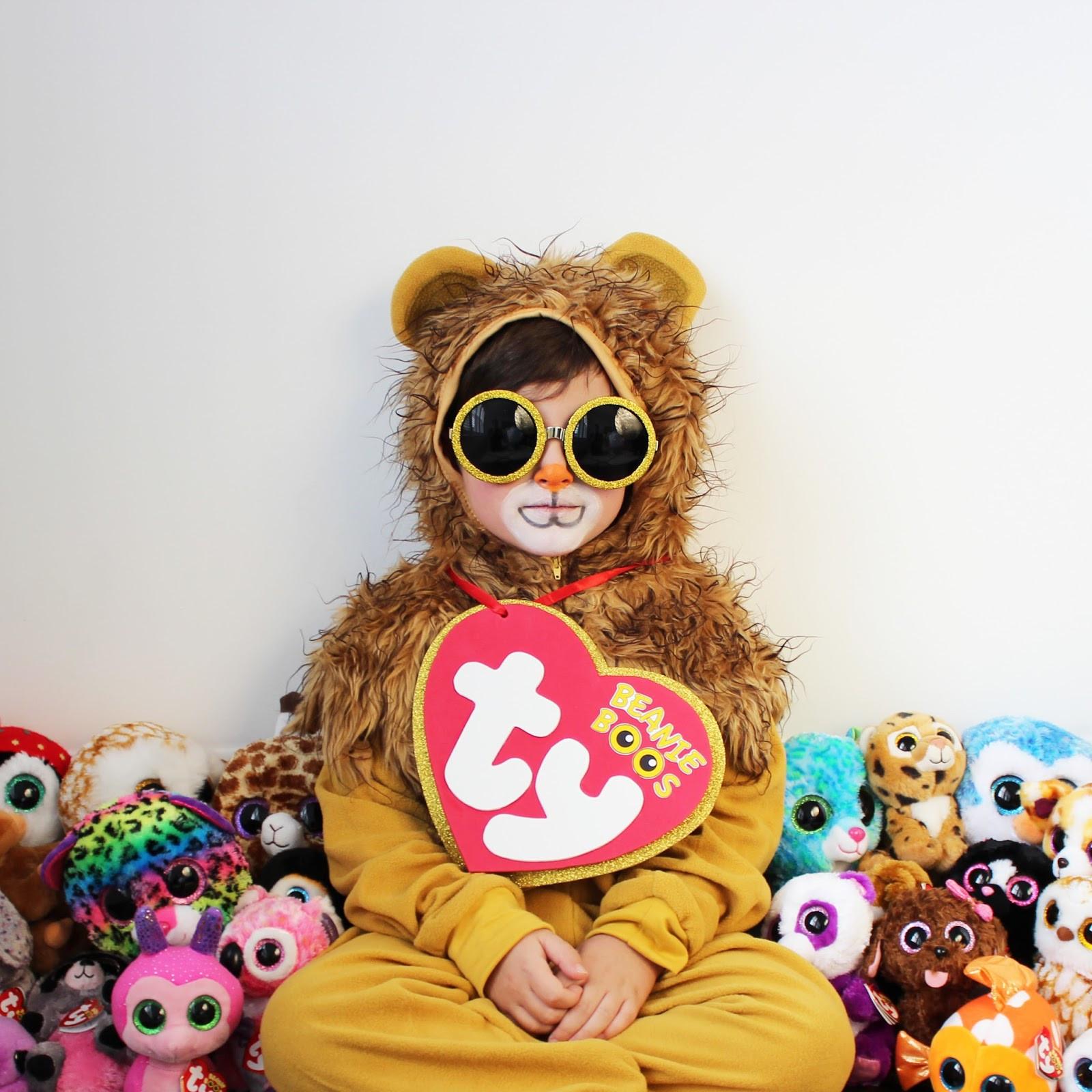 Boo Costume DIY  DIY HALLOWEEN COSTUME FOR LITTLES – BEANIE BOO