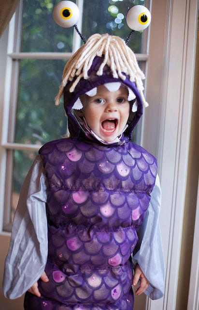 Boo Costume DIY  diy boo costume halloween