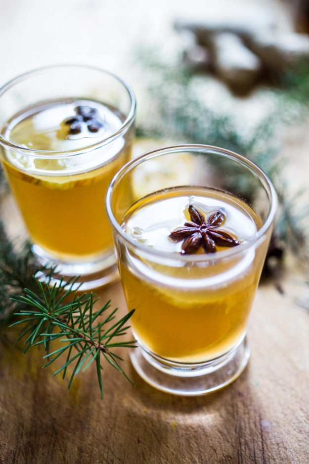 Bourbon Drinks For Winter  A Long Winter s Nap
