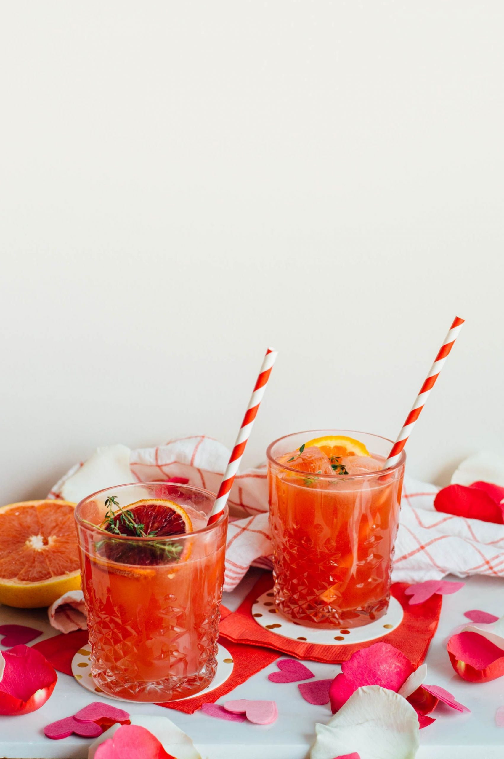 Bourbon Drinks For Winter  Winter Citrus Bourbon