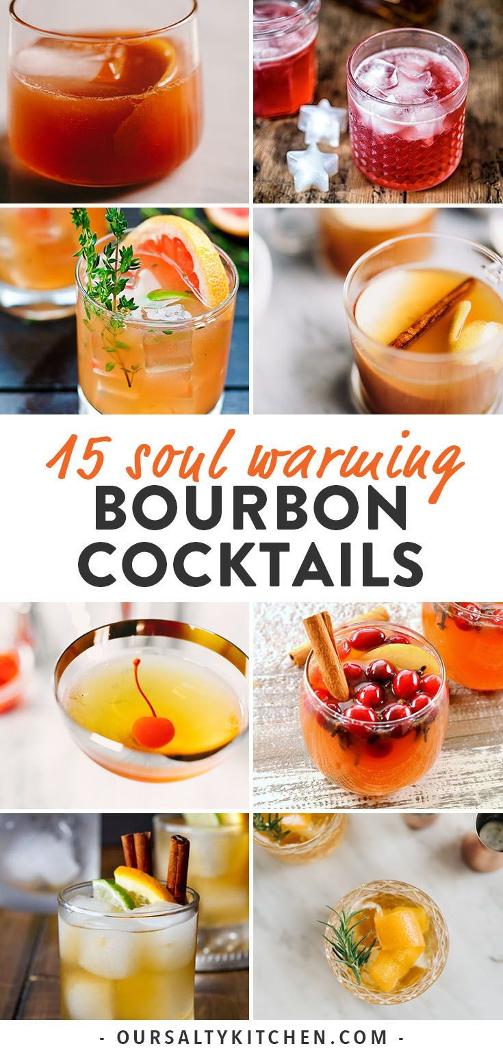 Bourbon Drinks For Winter  The 15 Best Winter Bourbon Cocktail Recipes