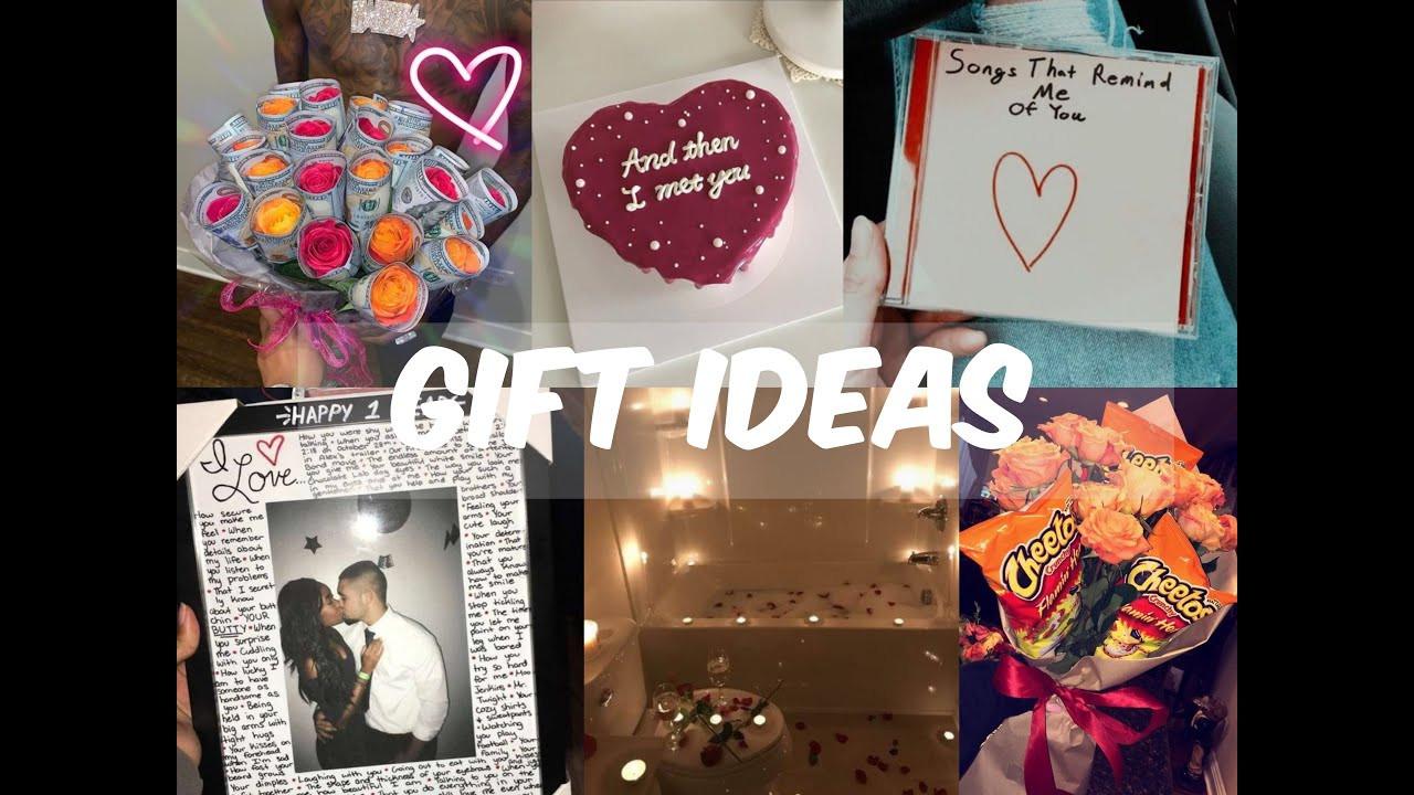 Boyfriend Christmas Gift Ideas 2020  TOP VALENTINE S DAY GIFT IDEAS 2020 💝🍫 BOYFRIEND
