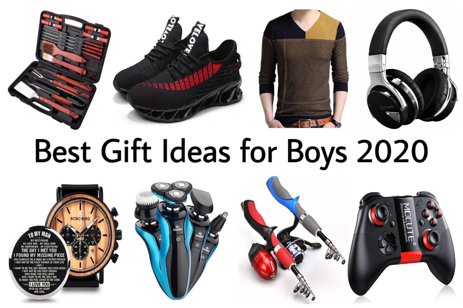 Boyfriend Christmas Gift Ideas 2020  Best Christmas Gifts For Boyfriend 2020