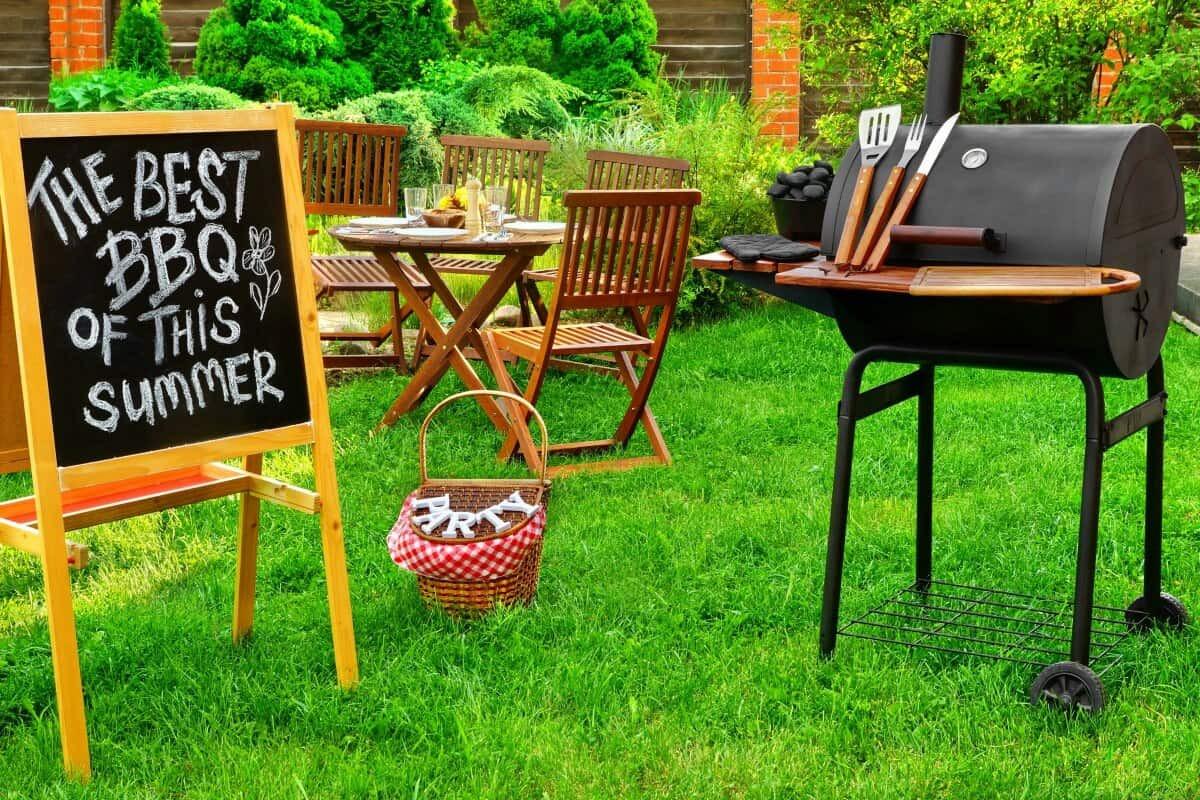 Bubba'S Backyard Bbq  How To Host A Stress Free Backyard BBQ