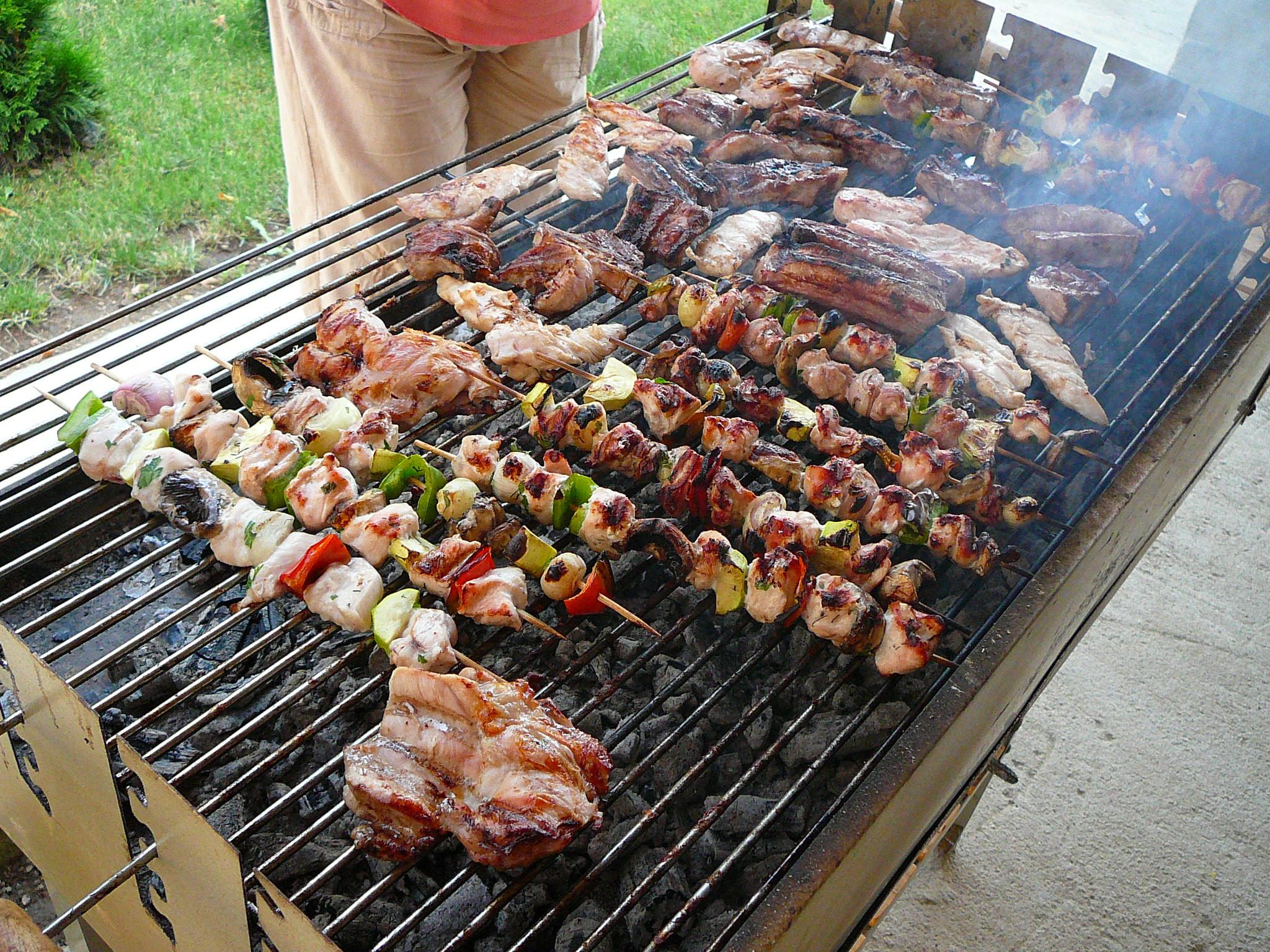 Bubba'S Backyard Bbq  Columbus Backyard Barbecues – The McVey Team Blog