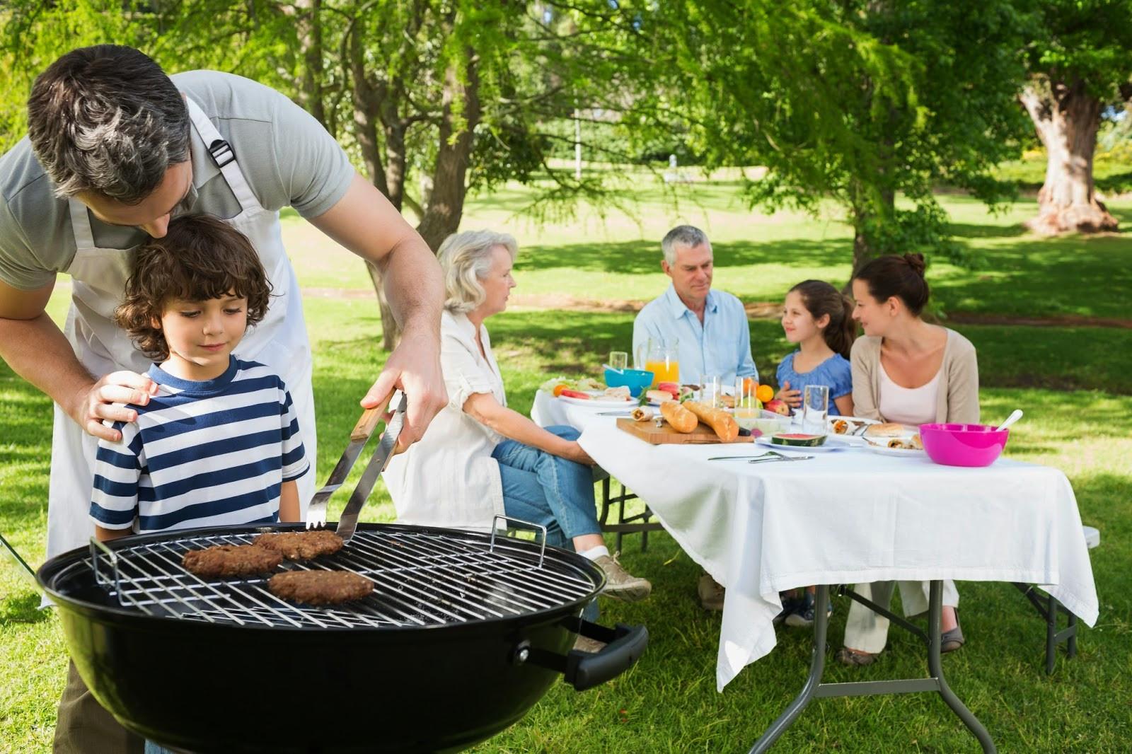 Bubba'S Backyard Bbq  5 Backyard Safety Tips for This Grilling Season
