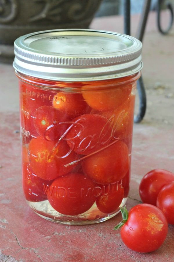 Canning Cherry Tomatoes Recipes  10 Easy Pickling Recipes for Canning
