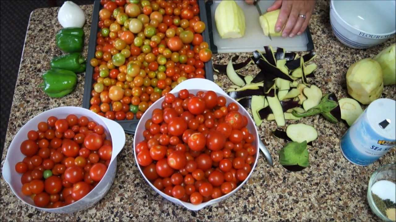 Canning Cherry Tomatoes Recipes  Canning Cherry Tomato Pasta Sauce