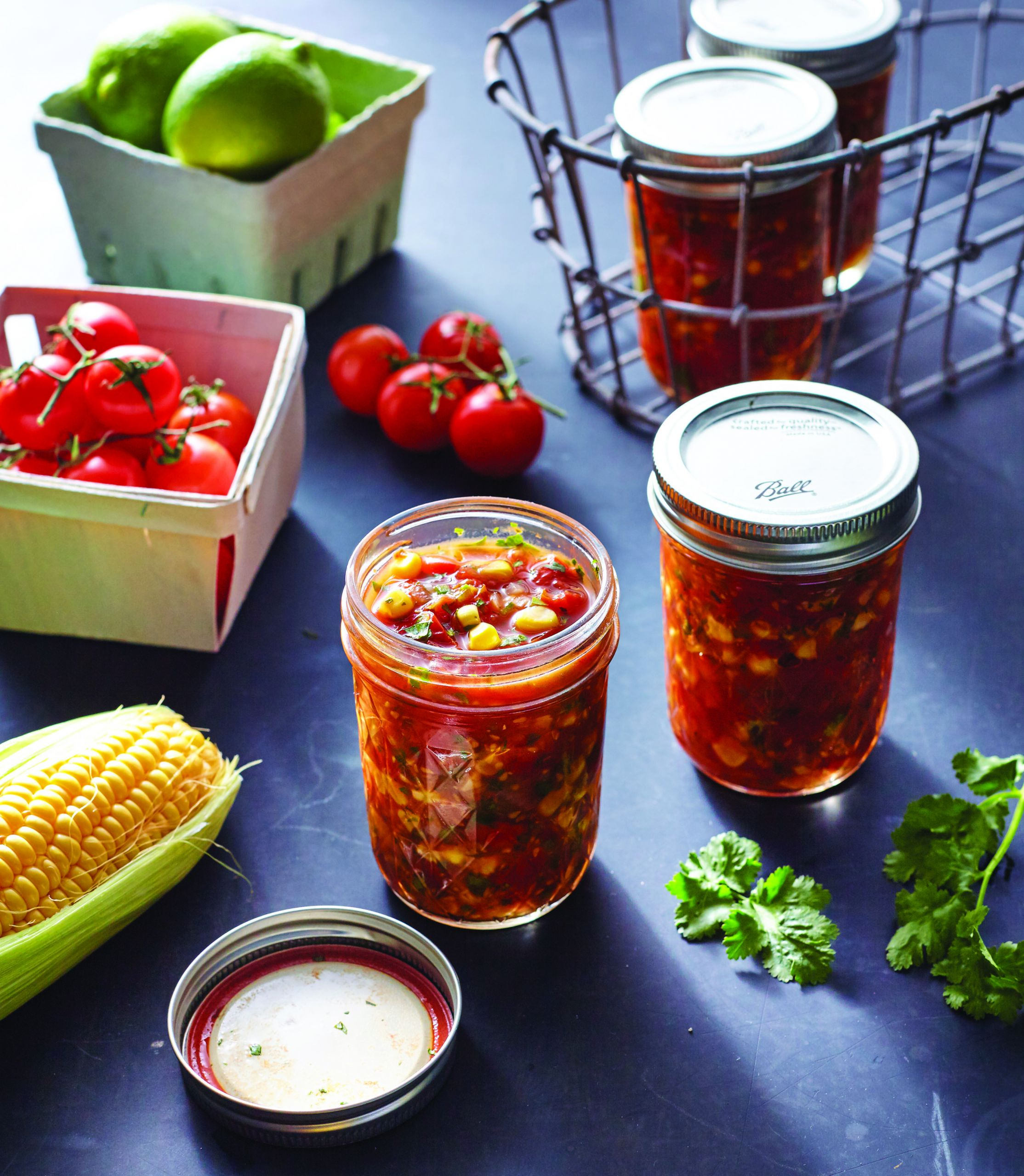 Canning Cherry Tomatoes Recipes  Home Canning Recipes Preserving Summer Series