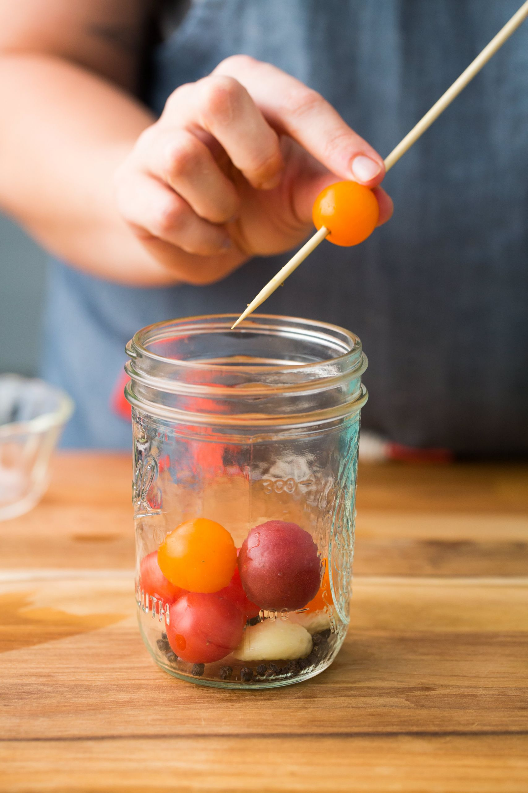 Canning Cherry Tomatoes Recipes  How To Pickle Cherry Tomatoes