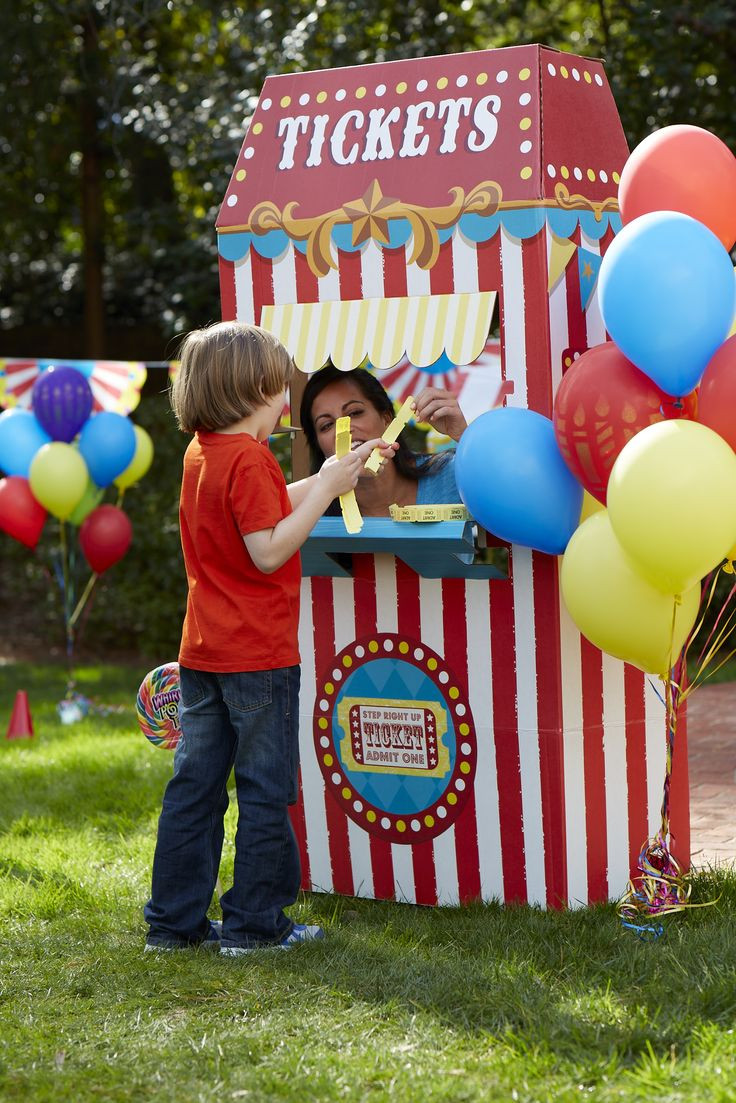 Carnival Kids Party  191 best images about Carnival Party Ideas for Kids on