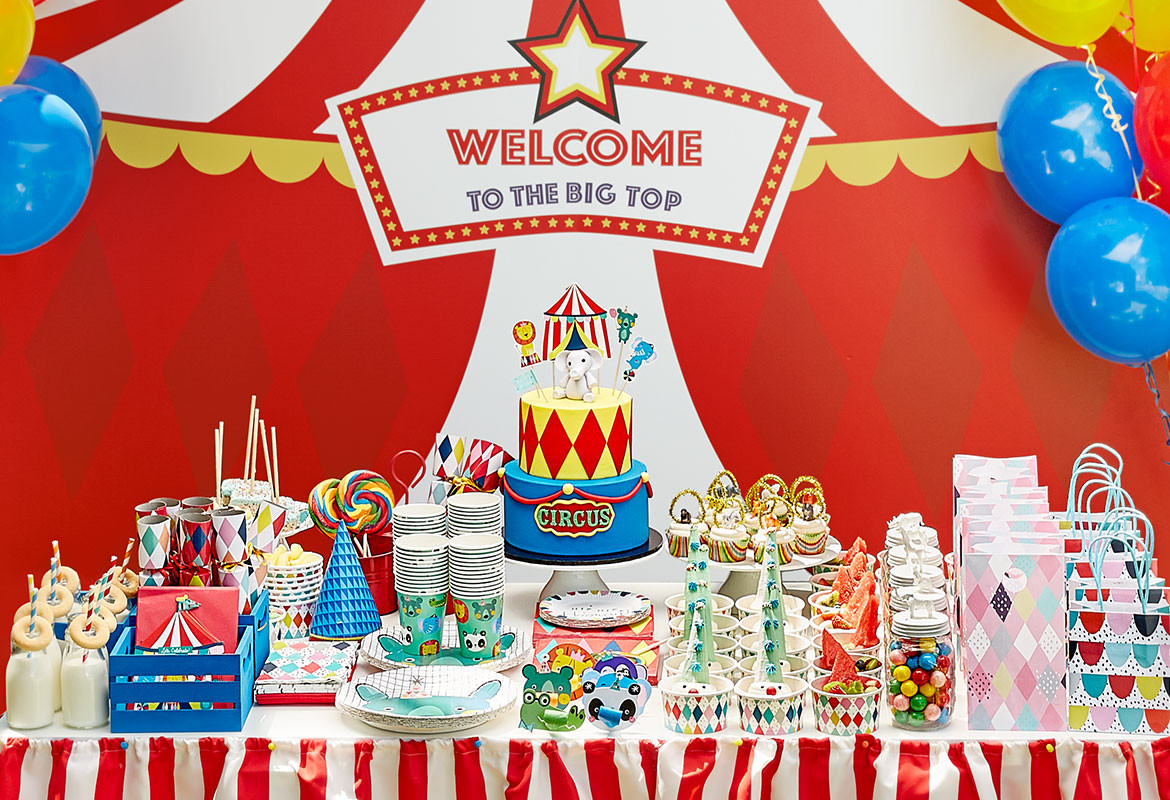 Carnival Kids Party  kids party theme circus carnival Kmart