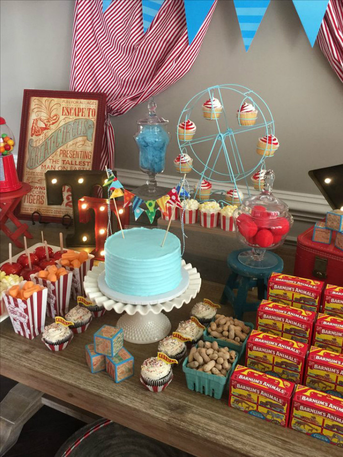 Carnival Kids Party  Party Inspiration Ideas Carnival Themed Party